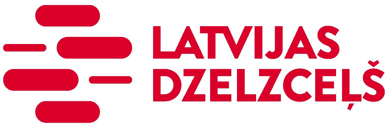 Latvijas Dzelzceļš logotips