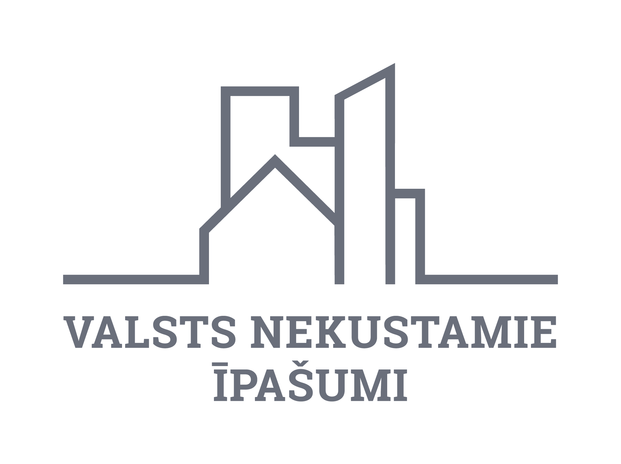 Valsts nekustamie īpašumi logotips
