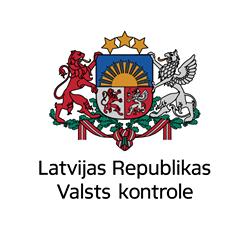 Valsts kontrole logotips