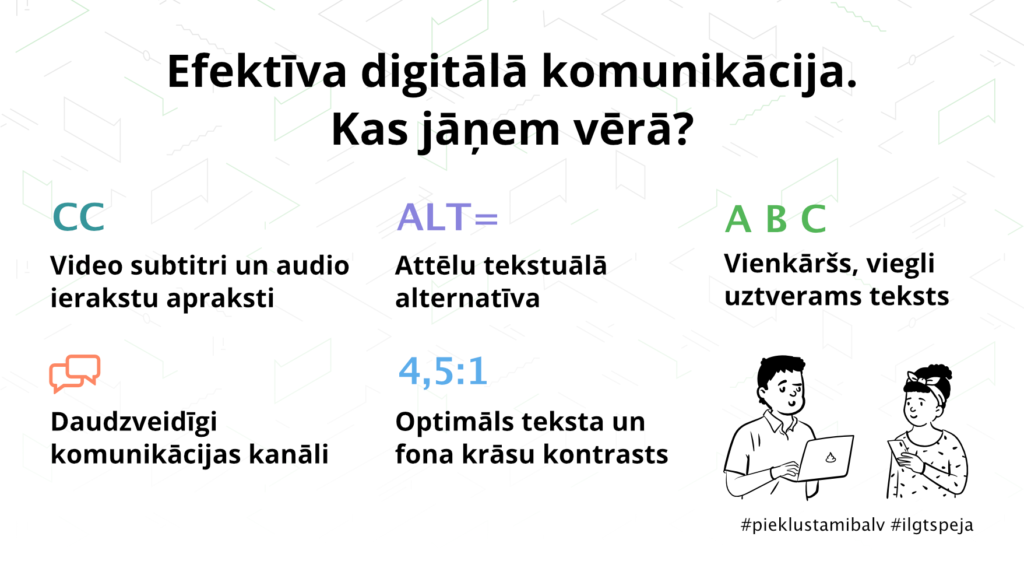 6 punkti, kas jāņem vērā digitālajā komunikācijā