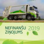 ZAAO nefinanšu ziņojums 2019 fotoattēls