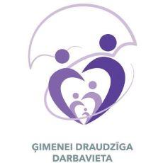 Ģimenei draudzīga darbavieta logotips