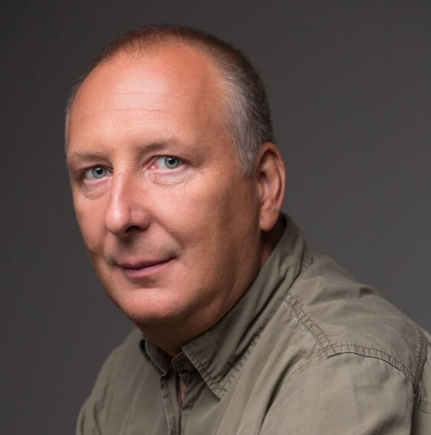 """""""Estonian, Latvian & Lithuanian Environment"""" valdes priekšsēdētājs Valts Vilnītis - portreta foto."""